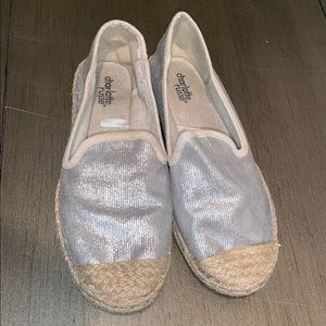 GUC CHARLOTTE RUSSE LOAFERS SIZE 7